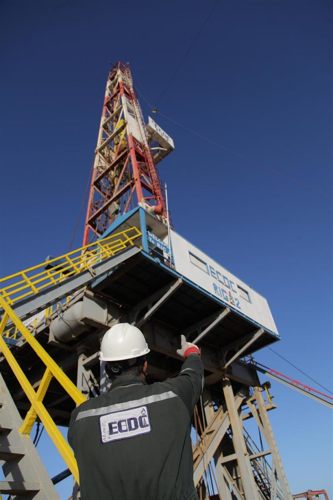 Home — EGYPTIAN CHINESE DRILLING COMPANY